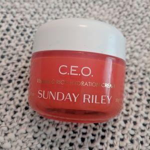 Sunday Riley C.E.O. Rich Hydration Cream